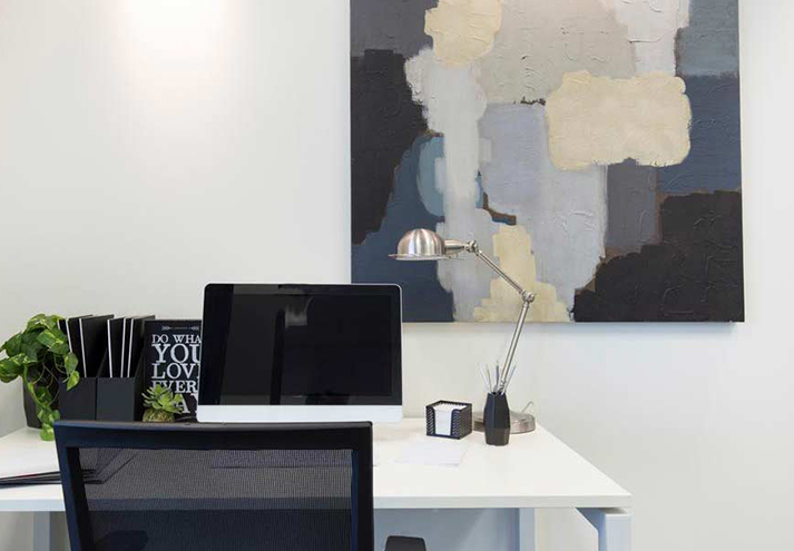 creative coworking spaces, desk space for rent, executive office space for rent